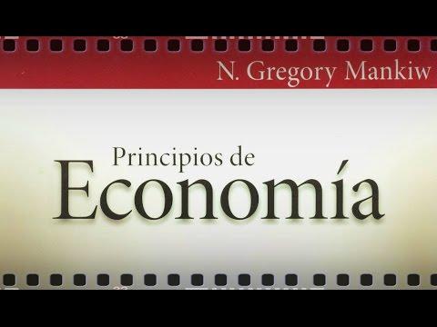 Embedded thumbnail for Principios de Economía - Capitulo 1