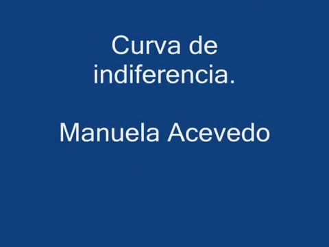 Embedded thumbnail for Curvas de indiferencia
