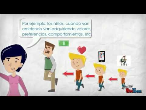 Embedded thumbnail for Comportamientos del consumidor