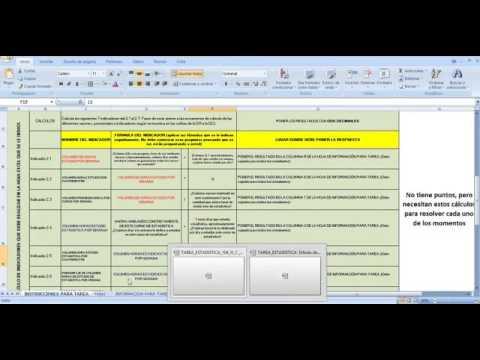 Embedded thumbnail for Video 1 ¿Como generar las operaciones en el documento Excel?