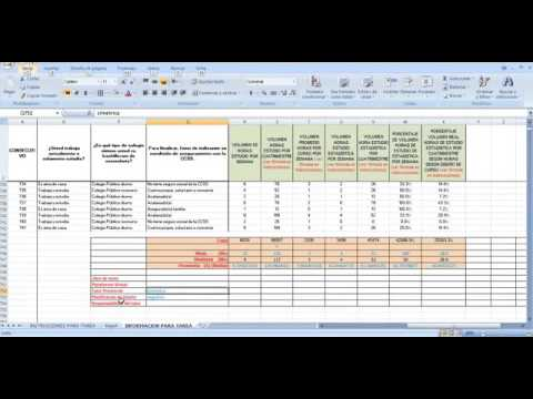 Embedded thumbnail for Video 3 Tipos de simetría negativa, positiva o simétrica