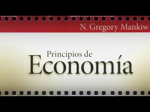 Embedded thumbnail for Principios de Economía - Capitulo 8